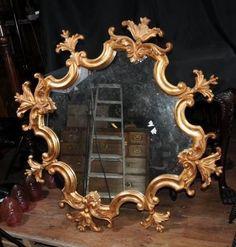 English-Rococo-Glass-Pier-Mirror-Round-Mirrors-Interiors