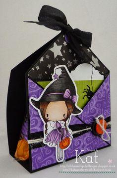 Kat's Cards: A Halloween Treat