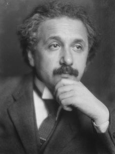 Welcome to Einstein Quotes:    Dedicated to the sensible person behind the scientist
