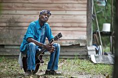 Photos: The Last of the Old School Mississippi Bluesmen