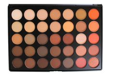 Shop Morphe Brushes 35O Nature Glow Eyeshadow Palette | LadyMoss.com