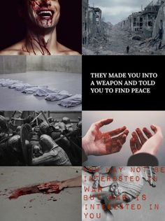 Ares-You May Not be Interested in War, But War is Interested in You-Heroes of Olympus Aesthetic