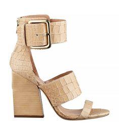 a8922321dda3 Sigerson Morrison Poker2 Heels in Tan Cinderella Shoes