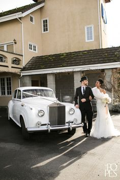 """Weddings in Woodinville """"Gold & Glamorous"""" at DeLille Cellars 