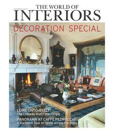 """Revistas del Corazón: Las portadas de la semana - Jueves, 13 de septiembre > """"The World of Interiors"""""""