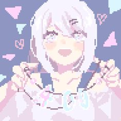 Cute Wallpaper Backgrounds, Cute Wallpapers, Aesthetic Art, Aesthetic Anime, Arte 8 Bits, Pixel Art Background, Pixel Drawing, Anime Pixel Art, Pixel Animation