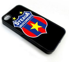 Steaua Bucuresti - iPhone 4 Case, iPhone 4s Iphone 4s, Iphone Cases, Romania, Club, Sport, Accessories, Hipster Stuff, Deporte, Excercise