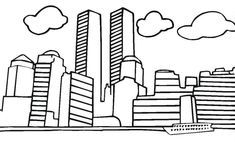 9 11 Coloring Pages Patriots Day Super Coloring Pages