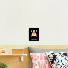 'Flutter SDK Logo with Name in White' Photographic Print by ciberninjas Warrior Movie, Create Image, Nature Animals, Sell Your Art, Dog Mom, I Love Dogs, Floating Nightstand, Print Design, Graphic Design