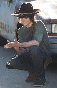 Carl; Season 6