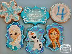 Frozen cookies | Cookie Connection
