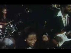CHAKA KHAN / RUFUS  AT MIDNIGHT 1977