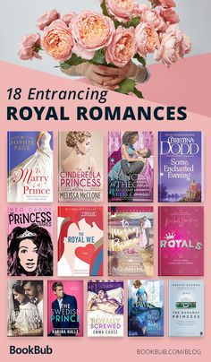 From princes to dukes to kings. This swoon-worthy romanic reading list will have you falling in love again and again. Fantasy Books To Read, Best Books To Read, Ya Books, I Love Books, Good Books, Teen Books, Good Romance Books, Romance Novels, Contemporary Romance Books