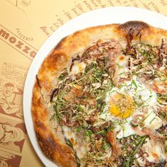 Pizzeria Mozza: World famous pizzas that live up to the hype - Food, Drink, Culture, Nightlife and Style Reviews - www.citynomads.com
