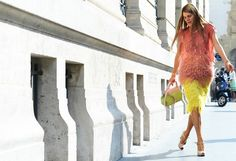 Spring '14 Paris Fashion Week Street-Style Photos by Tommy Ton#!street-style/slideshow/go/2#!street-style/slideshow/go/4#!street-style/slide...