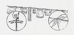 Recommended by travel bloggers & packing experts, the Flexo-Line clothesline has been helping travelers pack lighter since 1945. www.flexo-line.com | facebook.com/flexoline