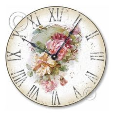reloj shabby