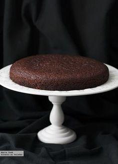 Bizcocho de chocolate esponjoso (te querrán copiar todos). Receta