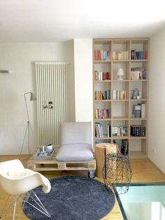 Attraktiv #wohnzimmer #einrichtung #dekoration #interior #skandinavisch #eameschair  #palette