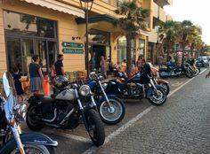 Raduno Harley all'Hotel Baden Baden !!!
