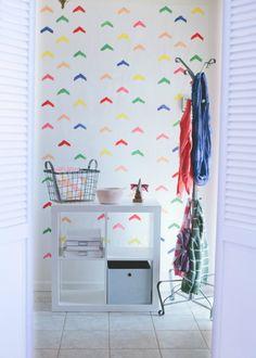Cómo diseñar tu propio papel pintado | Decoración Hogar, Ideas y Cosas Bonitas para Decorar el Hogar