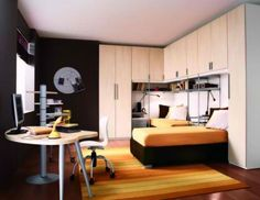 nice bedroom layout