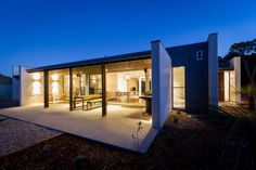 Wall and Wall House. Location: Australia; architect: Richardson
