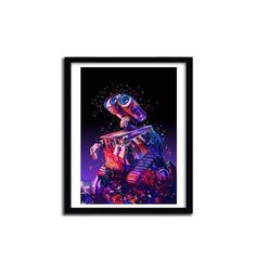 New Print by Alessandro Pautasso available in your shophttps://goo.gl/h2pDKd / 15% OFF for a first purchase !! #shipping/ Free Shipping more info in your shop / #art #print #love #walle #pautasso @kaneda99