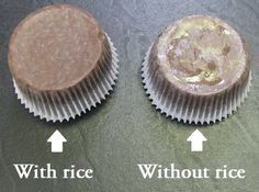 Are you tired of purchasing beautiful cupcake liners only to have them come out of the oven with splotchy grease marks on them? Well, there is a neat trick that's spreading all throughout the cake...