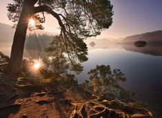 Stunning scenery: Derwentwater is one of the principal bodies of water in the Lake District National Park, Cumbria