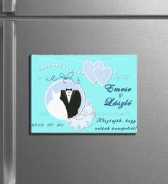Egyedi hűtőmágnesek - Menyaklub köszönőajándék, esküvői mágnes, kreatív köszönő ajándék, save the date card. Minden elképzelést valóra váltunk! Save The Date Card, Minden, Convenience Store, Convinience Store
