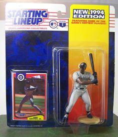 Sports Figurine 2000  KEN GRIFFEY Jr.- Starting Lineup Cincinnati Reds SLU