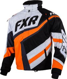 FXR COLD CROSS JACKET (2015). http://www.upnorthsports.com/snowmobile/snowmobile-clothing/snowmobile-jackets/mens-jackets/fxr-cold-cross-jacket-2015.html