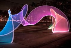 Light Painting Evolved!