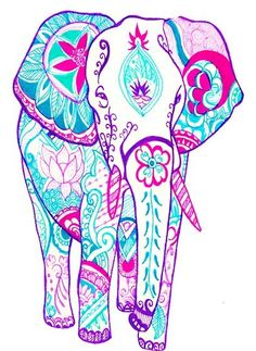 Elephant-pretty but probably wouldn't get it in a tattoo