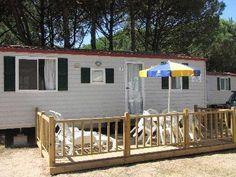 Objekt-Nr. 486283: Mobilheim für 5 Erwachsene + 1 Kind bei atraveo buchen