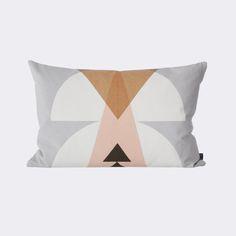 Inka Cushion - Grey