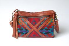 Buena Vista Social Bag- Hobo, cross body bag. $240.00, via Etsy.