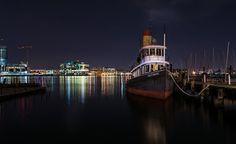 Luke Scintu: Le luci dentro al porto - Marco Mengoni