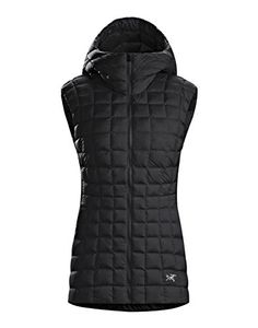 Arc'teryx Narin Vest - one of my favorite fall/winter items in my closet. Wear with jeans and a simple long sleeve tee.