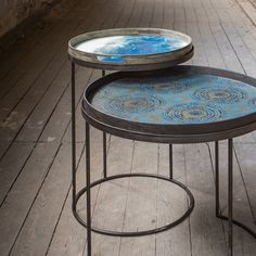 The Notre Monde Round Tray Table Sets. | Tray Tables | Pinterest | Trays,  Decorative Objects And Traditional
