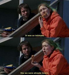 The Eternal Sunshine of A Spotless Mind