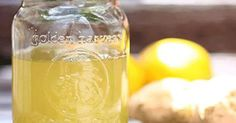 Ginger Ale Recipe for Pain: Reduce Chronic Inflammation, Pain and Migraines