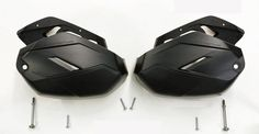 Machine Art X-Head Guards for the BMW R1200GS