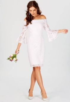 60 Best Casual Wedding Dresses for Second Marriages 2019 - Plus Size Women Fashi. - - 60 Best Casual Wedding Dresses for Second Marriages 2019 – Plus Size Women Fashion Source by kiddcandy Wedding Dresses Second Marriage, Wedding Dress Types, Informal Wedding Dresses, Perfect Wedding Dress, Wedding Gowns, Wedding Dresses For Older Women, Older Bride Dresses, Lace Wedding, Second Weddings