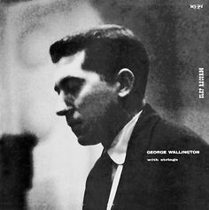 George Wallington With Strings. Norgran LP, circa early 1950s.