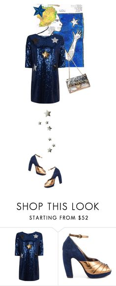 """""""be a star"""" by collagette ❤ liked on Polyvore featuring Boohoo, Seychelles, CAFèNOIR, affordable, partydress, boohoo, seychelles and cafenoir"""