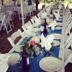 Head table at my best friend's wedding