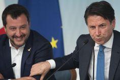 Salvini ellenzékben. Új, EU párti olasz kormány Keto, Blazer, Jackets, Fashion, Down Jackets, Moda, Fashion Styles, Blazers, Fashion Illustrations