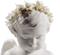 Lladro 01008535 CHERUB OF LOVE  Issue Year: 2010   Size: 36x28 cm   Limited Edition 3000 pieces  http://lladro.stores.yahoo.net/08choflol.html